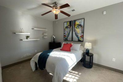 Interior Of An Apartment At University Village at 2505